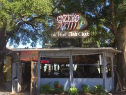 Hot Fish Club Gazebo