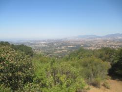 Santa Ynez Canyon
