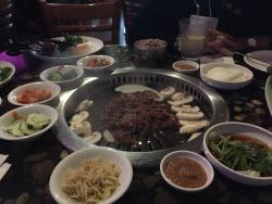 Ssambap Korean BBQ