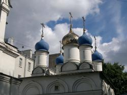 Church of Fedor Studit at Nikitskye Gates