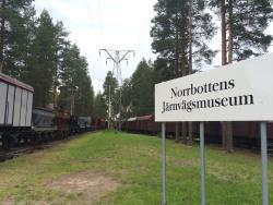 Norrbottens Järnvägsmuseum