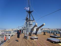 Floating Naval Museum Battleship Averof