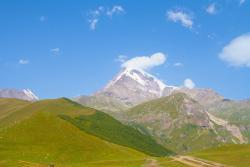 Mount Kazbek/ Mqinvartsveri