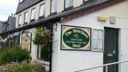 The Hebridean Hotel Restaurant