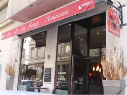 Comptoir-Restaurant Le Coq Rouge
