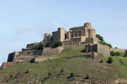 Castillo de Cardona, Conjunto