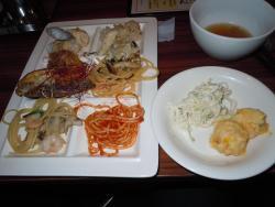 buffet Style Assort Sendai Nagamachi