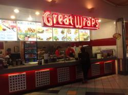 Great Wraps Deerbrook Mall