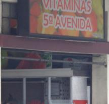 Vitaminas 5 Avenida