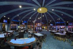 The Casino at Hilton Aruba