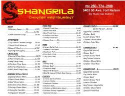 Shangri-La Restaurant