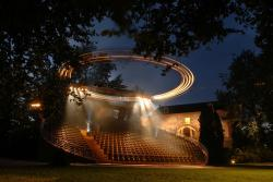 Open-air Theatre with Revolving Auditorium
