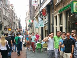 Red Light District Tours Amsterdam
