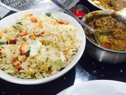 Anjappar Chetinad restaurant