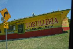 Tortilleria La Sabrocita
