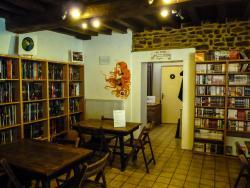 Café-librairie Plume et Bulle