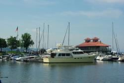 Burlington Community Boathouse Marina