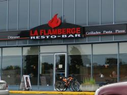 Restaurant la Flamberge