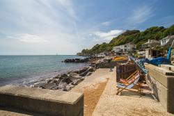 Steephill Cove Beach