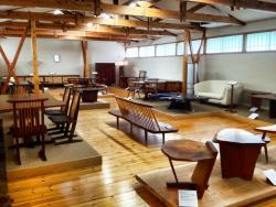 George Nakashima Memorial Gallery