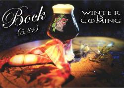 Bock, lançamento de inverno...