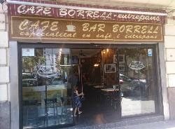 Cafe Bar Borrell