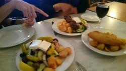 Restaurang Plaka Grekisk