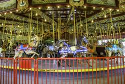 Lakeside Park Carousel