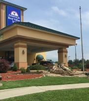 Americas Best Value Inn Mt Vernon