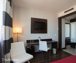 The Standard Room at the Hotel & Spa Villa Olimpica Suites