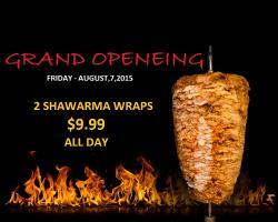 Crazy Shawarma Grill