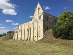 Abbaye Sain-Pierre de Maillezais - L'Abbaye du Marais