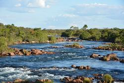 Corredeiras do Rio Novo