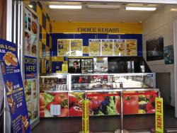 Choice Kebabs