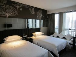 Jinjiang Metropolo Hotel Taizhou Wanda Square