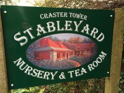 The Stable Yard Nursery & Tea Room