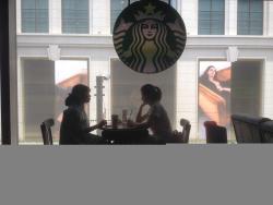 Starbucks (Lao JieFu)
