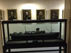 History Museum of Marine State University of Admiral Nevelskiy