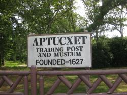 Aptucxet Trading Post Museum