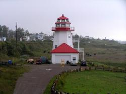 Cap Blanc Lighthouse