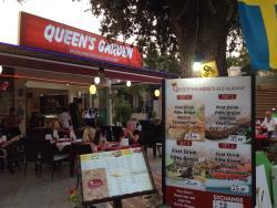 Queens Garden Restaurant