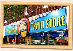 Choo Choo Bob's Train Store