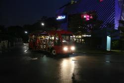 チャーターバスサービス