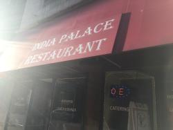 India Palace downtown