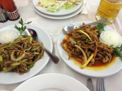 Hong Kong Restaurante Chino