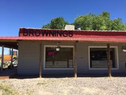 Brownings Flaming Gorge Cafe