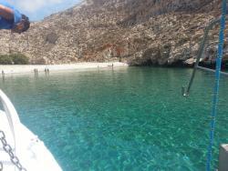 Diaplous Boat Tour