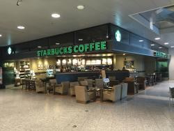 Starbucks ZRH Zurich Airport Airside Center