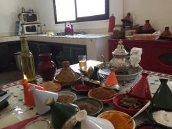 Cuisine Marrakech