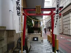 Kanahebisui Shrine, Sendai Ichibancho Bunreisha